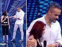 Jaro Slávik výkon 29-ročnej nádejnej speváčky nedokázal ďalej počúvať. Najprv zo sály odišiel a nakoniec súťažiacu odvliekol z pódia preč.