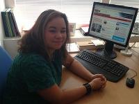 Lucie Dobrovodská zo šou Česko Slovensko má talent bola online.