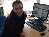 Eliška Lüftnerová bola online.