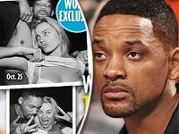 Will Smith lieta v škandále s neverou po tom, čo strávil divokú noc v spoločnosti mladučkej kolegyne Margot Robbie.