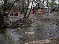 Pri Luníku IX. vzniká nová nelegálna osada – Mašličkovo