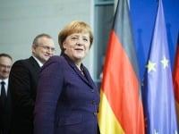Nemecká kancelárka Angela Merkelová