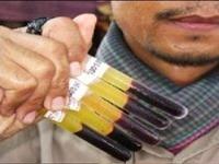 Fľaštičky s kresťanskou krvou
