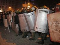 Demonštrácie v Kyjeve