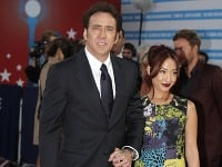 Nicolas Cage a Alice Kim