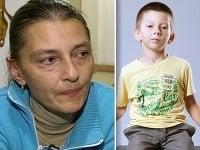 Marcelko Chlpík a jeho mama Ľubica