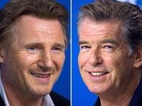 Jamesom Bondom mal byť pôvodne Liam Neeson. Ten však ponuku odmietol a úlohu napokon dostal Pierce Brosnan.
