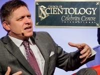 Robert Fico považuje scientológov za bezpečnostné riziko