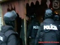 Policajná razia pod Tatrami