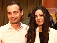 Mladí Kiskovci Andrej s Natáliou