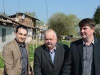 Peter Pollák, Slavomír Brendza a Alfonz Veselý