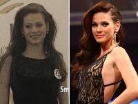 Andrea Verešová sa za 15-rokov takmer vôbec nezmenila.