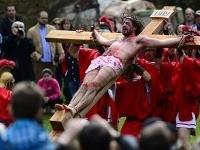 Ukrižovanie a umučenie Krista v Prešove
