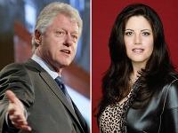 Bill Clinton a Monica Lewinská