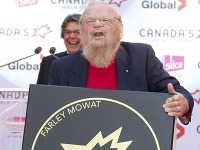 Farley Mowat