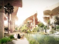Ál-Fájah bude podzemným parkom