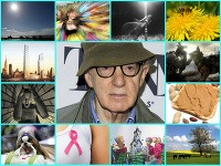 Woody Allen má strach z mnohých vecí.