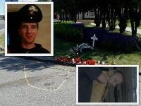 Zavraždený Peter, miesto činu a obžalovaný Milan