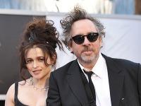 Helena Bonham Carter a Tim Burton