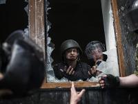 Ukrajinskí policajti