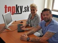 Chorvátska skupina Colonia bola online!
