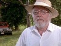 Richard Attenborough si zahral aj vo filme Jurský park.