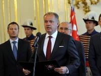 Andrej Kiska menuje troch nových rektorov