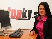 Anna Koleňáková bola online