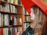 Červený dáždnik je na celom svete symbolom žien pracujúcich v sex-biznise