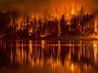Požiar v Kalifornii