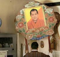 Kráľ z dynastie Wangčhuk chce v krajine zaviesť demokraciu.