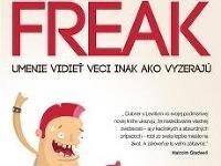 Obal knihy Mysli ako freak