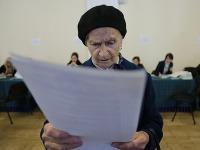 Voľby na Ukrajine sa už skončili