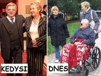 Kedysi Stano Dančiak bavil celý národ. Cukrovka ho však pripravila o zrak a pripútala k invalidnému vozíčku.