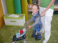 Tobiasko robí rodičom radosť