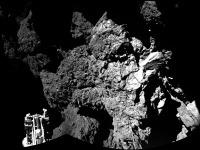 Modul Philae úspešne pristál na kométe 67/P