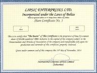 Takto Penta zaregistrovala firmu na meno Lipšica v Belize