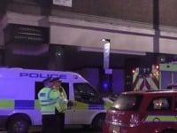 Výbuch plynu v Londýne