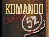 Obal knihy Komando 52