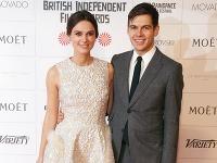 Keira Knightley a jej manžel James Righton