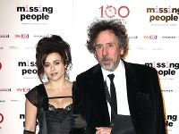 Helena Bonham Carter a Tim Burton sa rozišli.