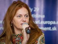 Monika Flašíková Beňová na tlačove nevyzerala práve sviežo.
