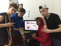 Skupina New Element bola online.