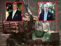 Kotlar (naľavo) a Scott obrali Slovákov a Čechov o milióny eur