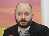 Výkonný riaditeľ Iniciatívy Inakosť Martin Macko