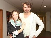 Thomas Kamenar a jeho partnerka Petra očakávajú narodenie dcérky.