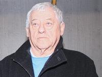 Jozef Golonka zostal po zásahu polície poriadne prekvapený.