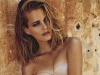 Modelka Michaela Hlaváčková