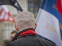 Nacionalistom sa v Bratislave postavili odporcovia nacizmu a fašizmu.