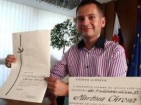 Martin Chren je päť milióntym občanom Slovenska
